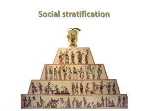 Sekilas Tentang Stratifikasi Sosial